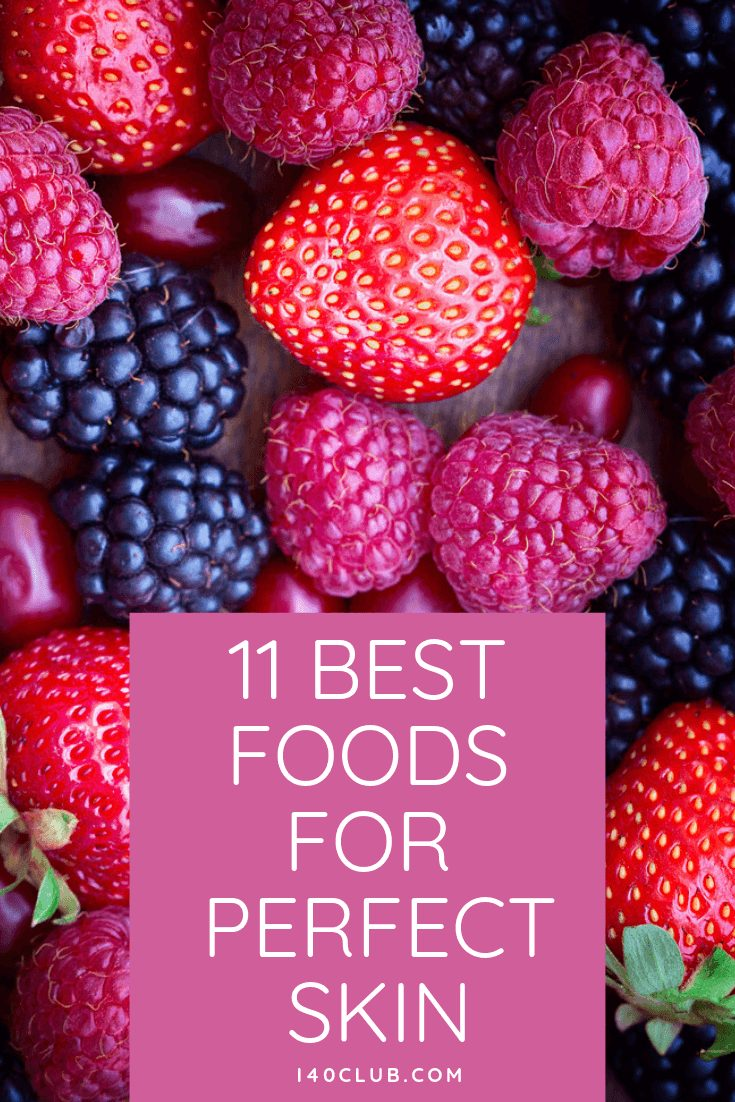 Beauty Superfoods: 11 Best Foods for Gorgeous Skin